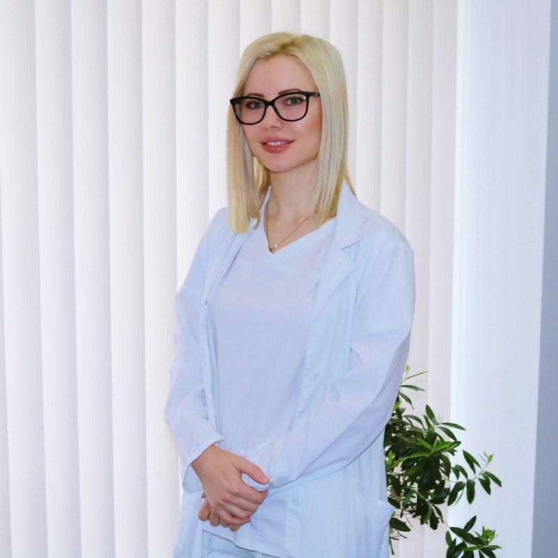 д-р Веселина Михайлова дерматолог