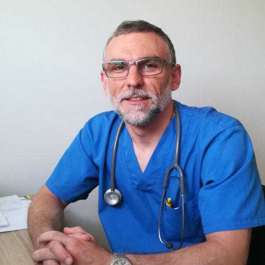 Д-р Иван Вълков, дм